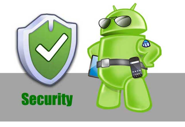 Mobile Security App for Android