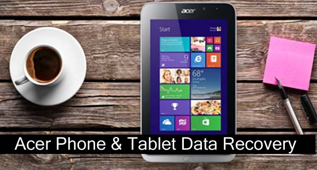 Acer Data Recovery