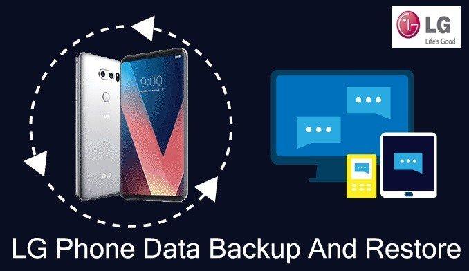 LG Backup and Restore