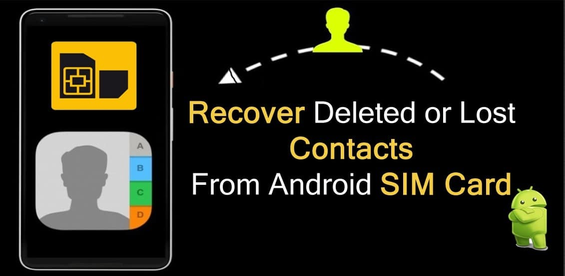 SIM Card Contacts Recovery