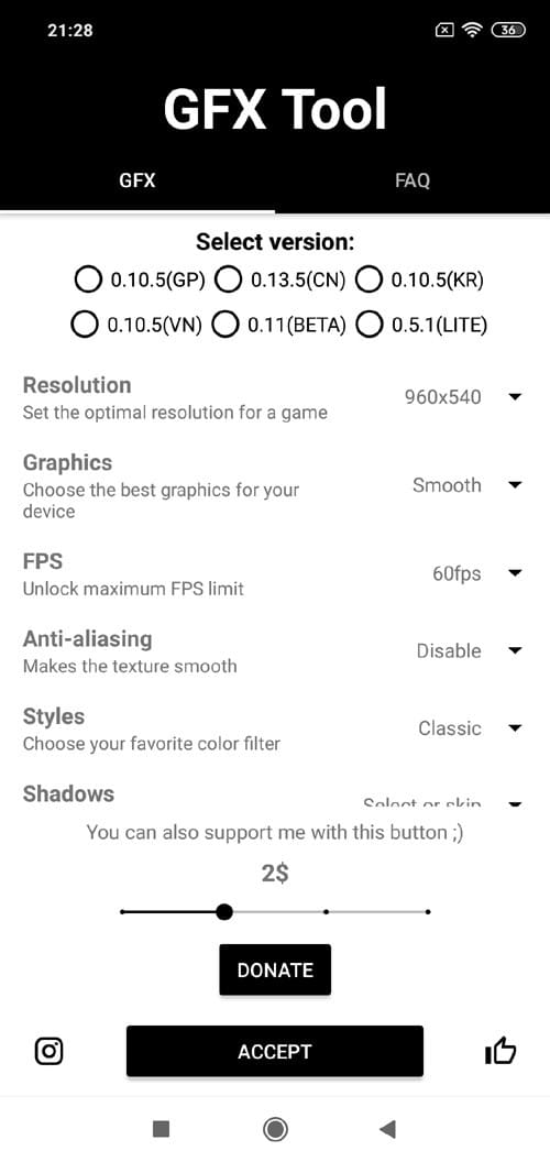 Use GFX Tool App To Fix PUBG Mobile Lag Issue