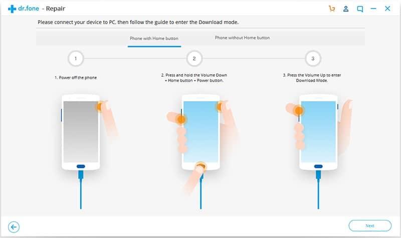 Fixed: Samsung Phone Stuck On Odin Mode