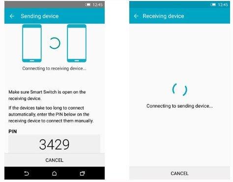 Move Data To Samsung Galaxy S10, S10 Plus, S10e, Fold Using Smart Switch