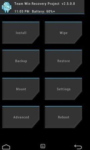 LG Screen Lock Removal Via Custom Recovery