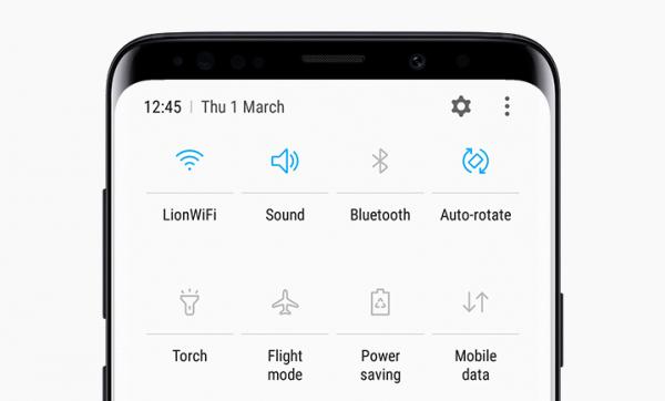 Airplane Mode Galaxy S20