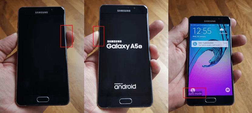 Enter Safe Mode On Samsung Phone