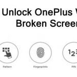 How To Unlock OnePlus With Broken Screen
